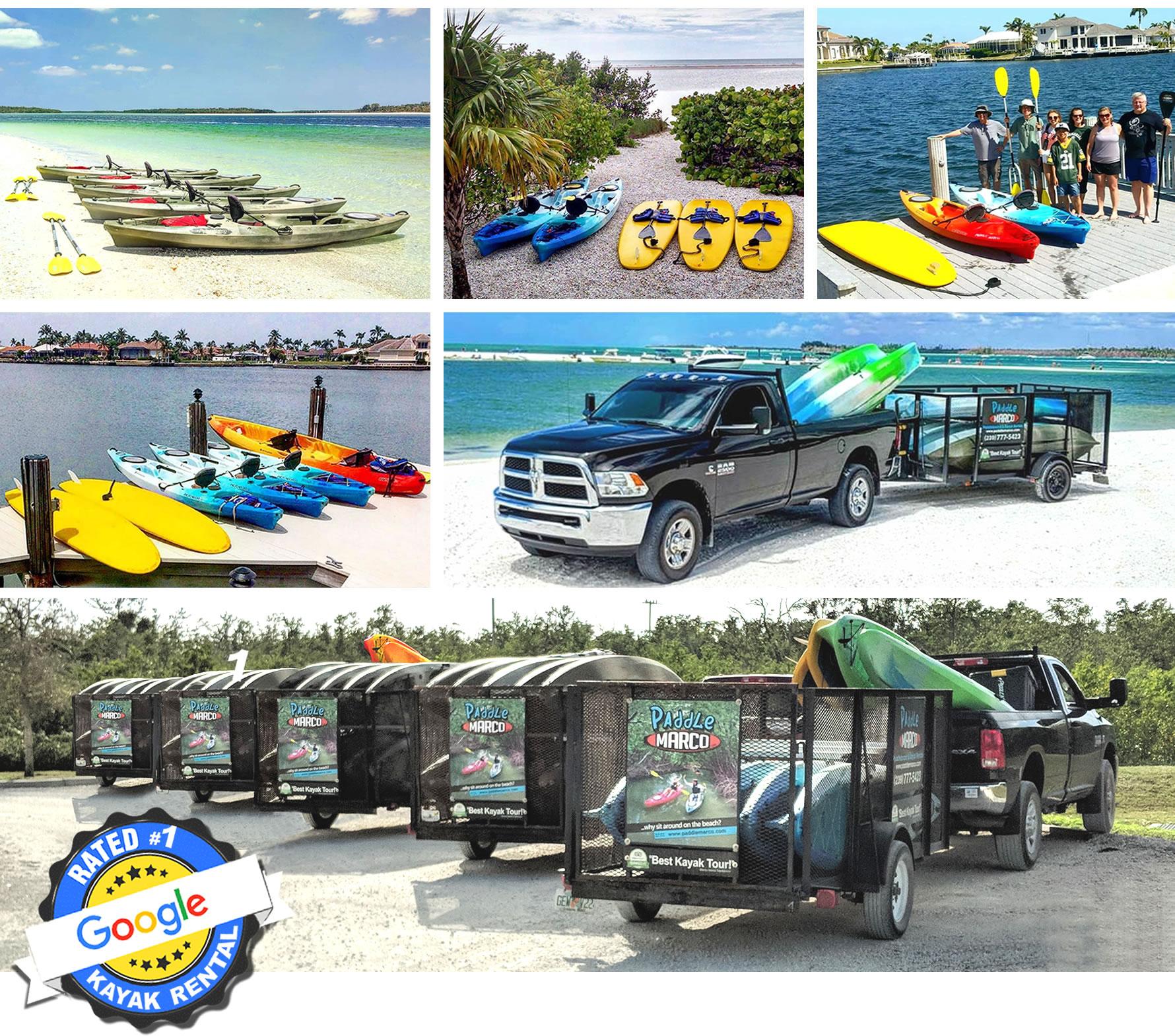 Marco Island Kayak Rental